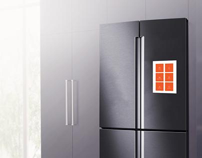 Freezer (UIUX project)