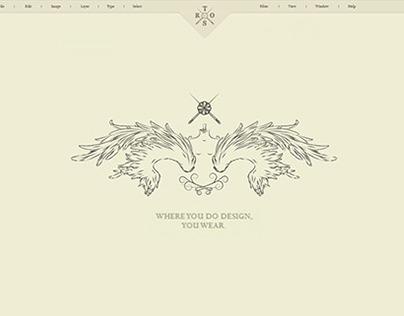 Torso Canvas Software for Fashion Designer