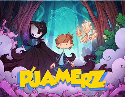 P'Jamerz- Archie's Story