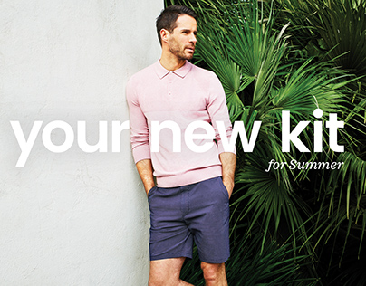 Your New Kit for Summer