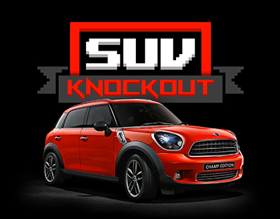Mini Countryman SUV Knockout