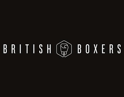 British Boxers branding & website