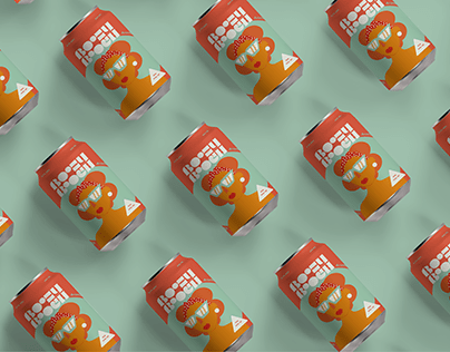Boozy Booch Packaging Design