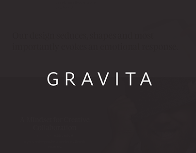 Gravita Website
