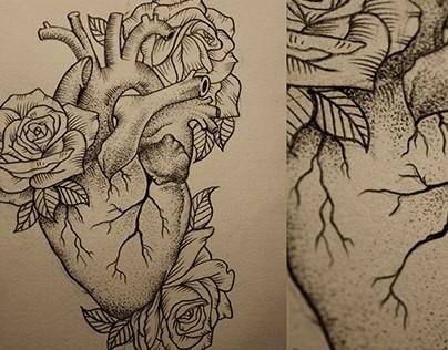 heart&roses