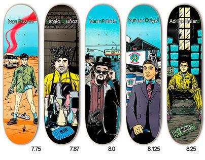 JART Skateboards - Breaking Jart Pro Riders Series