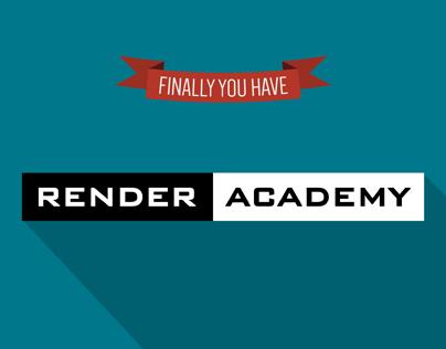 RENDER ACADEMY - Teach -