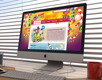 Jelly beans & gums website