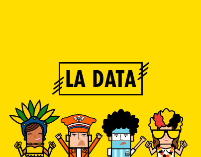 La Data - World Cup 2014 Infographics