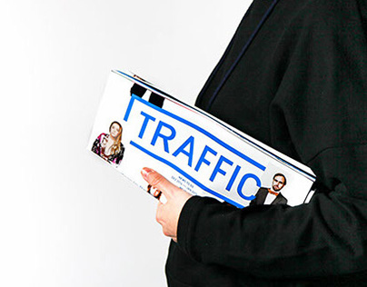 Traffic - News To-Go, Issue 41 (Redesign), Dec  2014