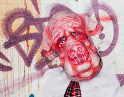 When The Masks Fall - Pig High School