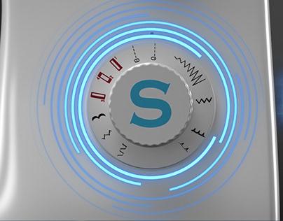 Singer symphonie - product visualisation