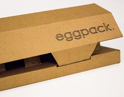 The Egg Package Design for 5 Eggs