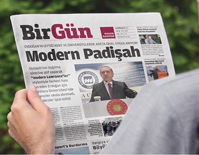 Birgün, daily newspaper
