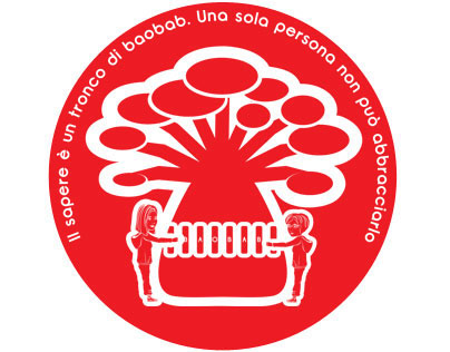 Brand libreria Il paese dei Baobab