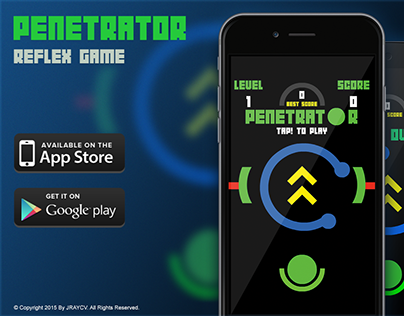 Penetrator Reflex Game