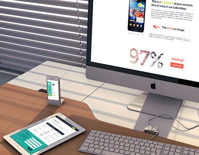 Remo.io - Webdesign