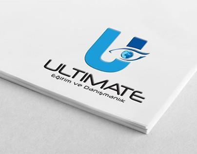 Ultimate Eğitim ve Danışmanlık Logo Çalışması