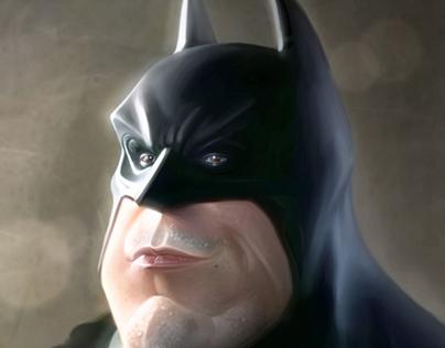 Batman Caricature