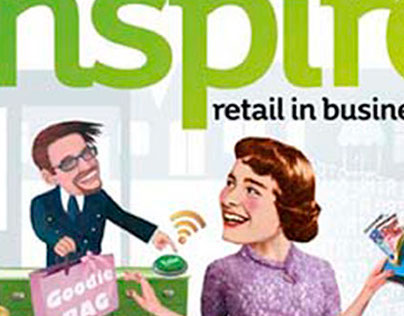 Inspire, business magazine KPN