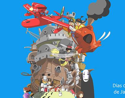 Banner Ghibli