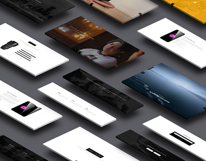 Trent - Responsive One Page Parallax Wordpress Theme