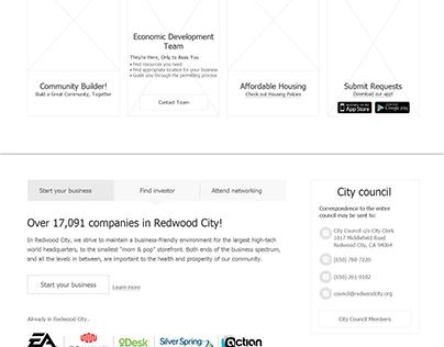 Redwood City Official Website