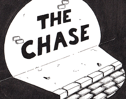 """ THE CHASE "" Mini story series #2"