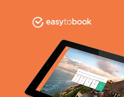 Easytobook - Rebranding