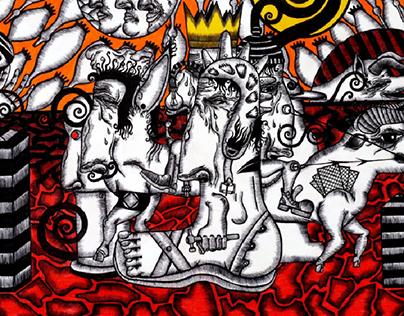 Opium Comma (2008)