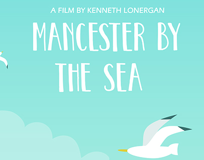 Mancester by the sea poster