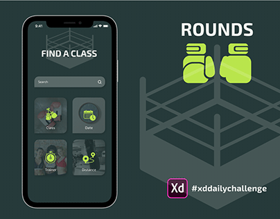Rounds - XD Daily Challenge Day 5 - August 2019