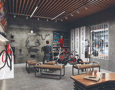 Scrooser Concept Store