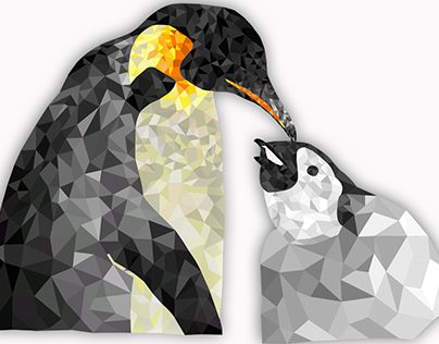 PenguinsVector