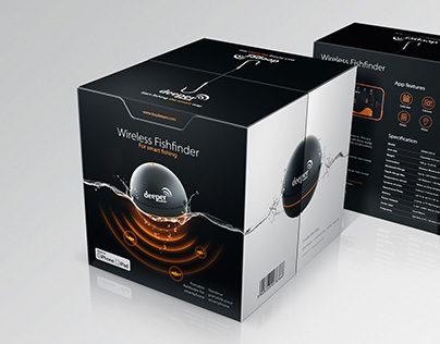 Deeper Wireless Fishfinder