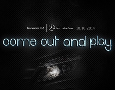 Mercedes-Benz GLA Party