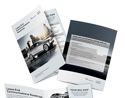 Volkswagen Credit Lease-End Communication Roadmap