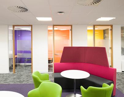 Office Design Project For CIPFA