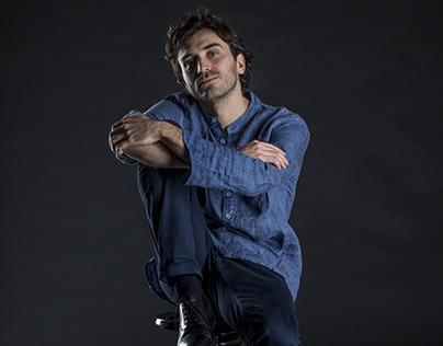 Portrait - Andrea Garofalo (actor)
