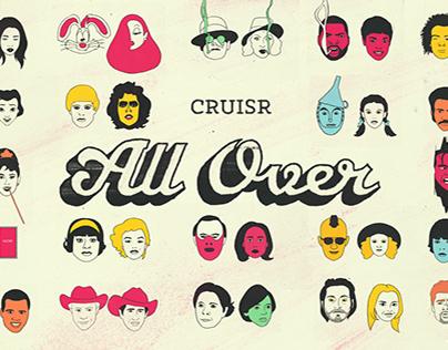 Cruisr / All Over