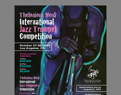 jazz trumpet competition ad