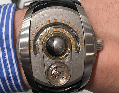 Lunokhod watches at Baselworld 2011
