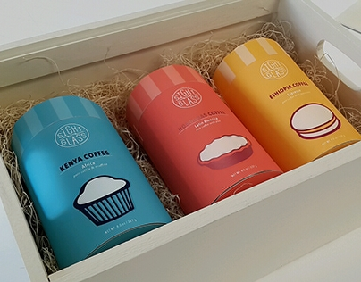 Sightglass Coffee Packaging
