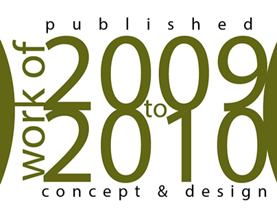 design work of 2009-2010