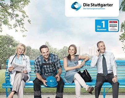 Productionpark for Stuttgarter Versicherung