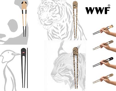 PCA Chopsticks (Conciencia Ambiental)