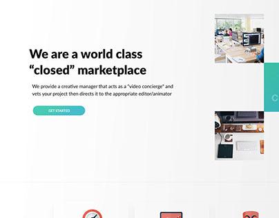 SAAS Website/Web Application UX