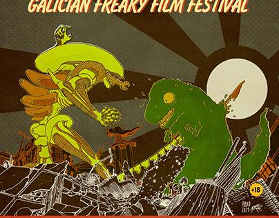 Galician Freaky Film Festival #2