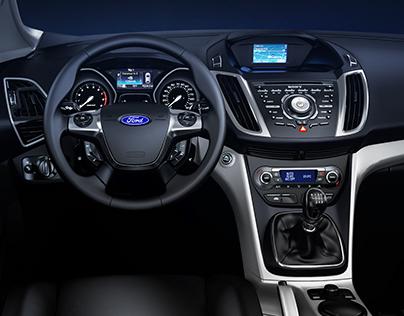 Ford Grand Interior
