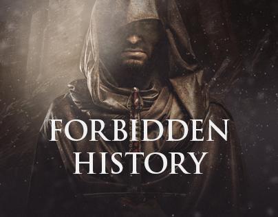 Viasat. Forbidden History / Website
